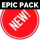 Epic Cinematic Inspiring Pack
