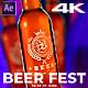 Beer Fest & Beer Mock-up Pack v2.1 - VideoHive Item for Sale