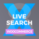 Live Search for WooCommerce - CodeCanyon Item for Sale