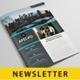 Multipurpose Newsletter v.12 - GraphicRiver Item for Sale