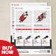 Product Flyer Template - Shockbreaker - GraphicRiver Item for Sale