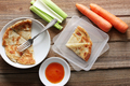 Chinese Scallion Pancakes - PhotoDune Item for Sale