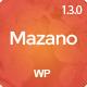 Mazano - Fashion, Furniture, Food, Decor, Minimal WooCommerce Theme - ThemeForest Item for Sale