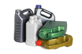 Assorted Plastic Containers for Engine oils - PhotoDune Item for Sale