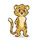 Cartoon Cheetah - GraphicRiver Item for Sale