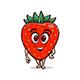 Cartoon Strawberry - GraphicRiver Item for Sale
