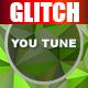 Future Technology Hi-tech Glitch