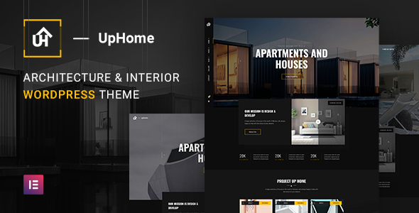UpHome Modern Architecture