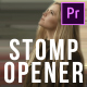 Stomp Dynamic Fast Opener - VideoHive Item for Sale
