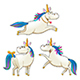 Group of Unicorns - GraphicRiver Item for Sale