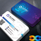 Artificial Intelligence Business Card - GraphicRiver Item for Sale