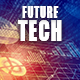 Futuristic Technology Electronic Ident - AudioJungle Item for Sale