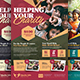 Charity Flyer Template - GraphicRiver Item for Sale