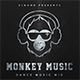 Monkey Music Album Cover Template - GraphicRiver Item for Sale