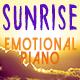 Emotional Piano Sunrise