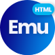 Emu - Marketing Agency HTML Template - ThemeForest Item for Sale