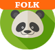 Folk Background