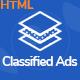 Seylon - Classified Ads HTML5 Template - ThemeForest Item for Sale