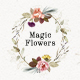 Magic Flowers - Watercolor Design Set - GraphicRiver Item for Sale