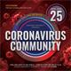 Coronavirus Covid-19 Community Flyer - GraphicRiver Item for Sale