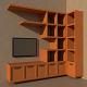 TV shelf - 3DOcean Item for Sale