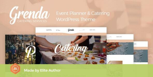 Grenda - Event Planner WordPress Theme