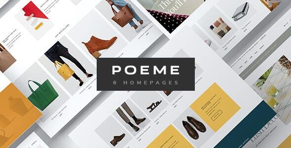 Review: Poeme - Multipurpose WooCommerce WordPress Theme free download Review: Poeme - Multipurpose WooCommerce WordPress Theme nulled Review: Poeme - Multipurpose WooCommerce WordPress Theme