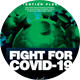Fight For Covid19 Flyer - GraphicRiver Item for Sale