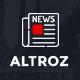Altroz - News Magazine HTML Template - ThemeForest Item for Sale