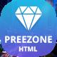PreeZone - Creative Web Design & Digital Marketing Agency HTML5 Template - ThemeForest Item for Sale