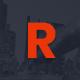 Robox - Personal Portfolio Template - ThemeForest Item for Sale