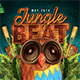 Jungle Beat Party Flyer - GraphicRiver Item for Sale