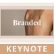 Branded - Fashion Keynote - GraphicRiver Item for Sale