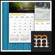 Wall Calendar 2021 (WC027) - GraphicRiver Item for Sale