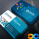 Data Science Business Card - GraphicRiver Item for Sale