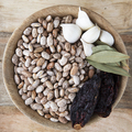 Bowl of Pinto Beans and Spices - PhotoDune Item for Sale