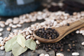 Wooden Spoon of Peppercorns - PhotoDune Item for Sale