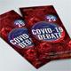 DL Coronavirus Covid-19 Debate Flyer - GraphicRiver Item for Sale