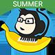 Upbeat Summer Modern Dance - AudioJungle Item for Sale