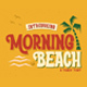 Morning Beach - GraphicRiver Item for Sale