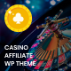 Coinflip - Casino Affiliate & Gambling WordPress Theme - ThemeForest Item for Sale