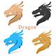 Dragon 3D Printing Model - 3DOcean Item for Sale