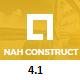 Nah Multipurpose Construction Drupal 8.8 - ThemeForest Item for Sale