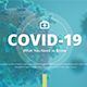 Covid-19 Coronavirus - Power Point Presentation Template - GraphicRiver Item for Sale