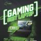 Laptop / Computer Promotion Flyer/Poster - GraphicRiver Item for Sale