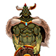 Warrior Ogre Holding the Shield - GraphicRiver Item for Sale