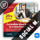 Social Media Templates - GraphicRiver Item for Sale