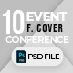 Event & Conference 10 Facebook Cover - GraphicRiver Item for Sale