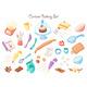 Cartoon Baking Equipment - GraphicRiver Item for Sale