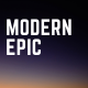 Modern Epic Abstract